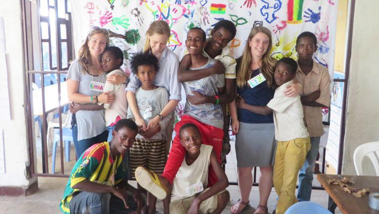 Wisconsin Idea Fellowships and community partners in Kenya
