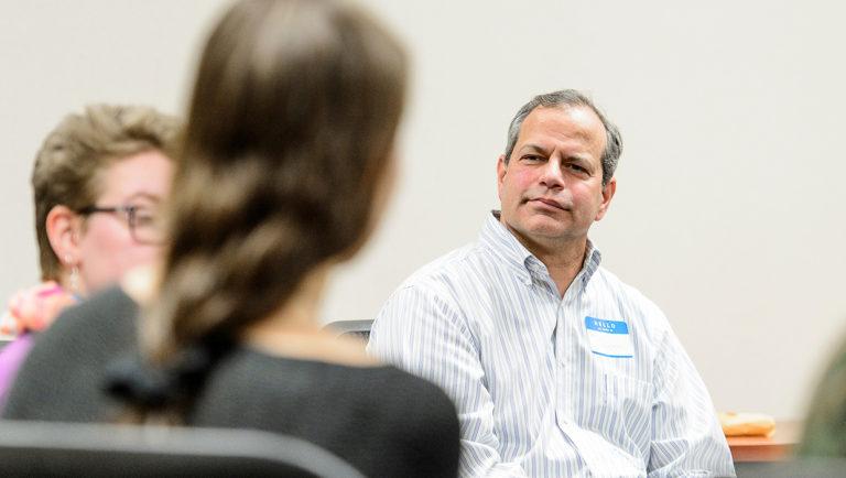 Steve Quintana, professor of counseling psychology
