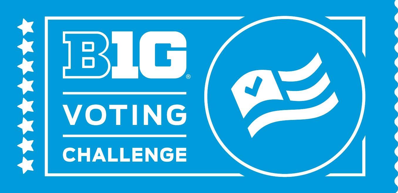 BIG TEN Voting Challenge Mark