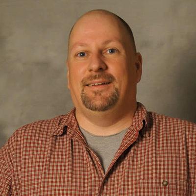 Department Administrator Dean Ladwig