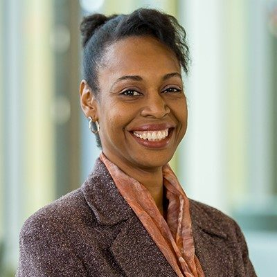 Faculty Director Dr. Earlise Ward at the Morgridge Center for Public Service