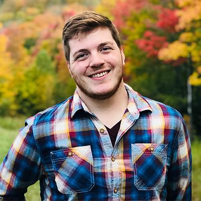 Community-Engaged Preparation Specialist Cory Sprinkel
