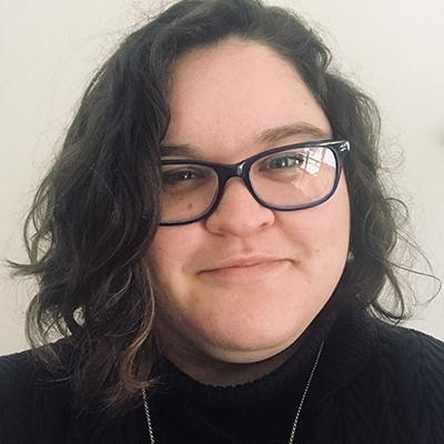 Badger Volunteers Coordinator Anya Piotrowski