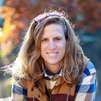 2020 Morgridge Fellow Caroline Druschke