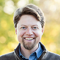 2020 Morgridge Fellow Nathan Larson