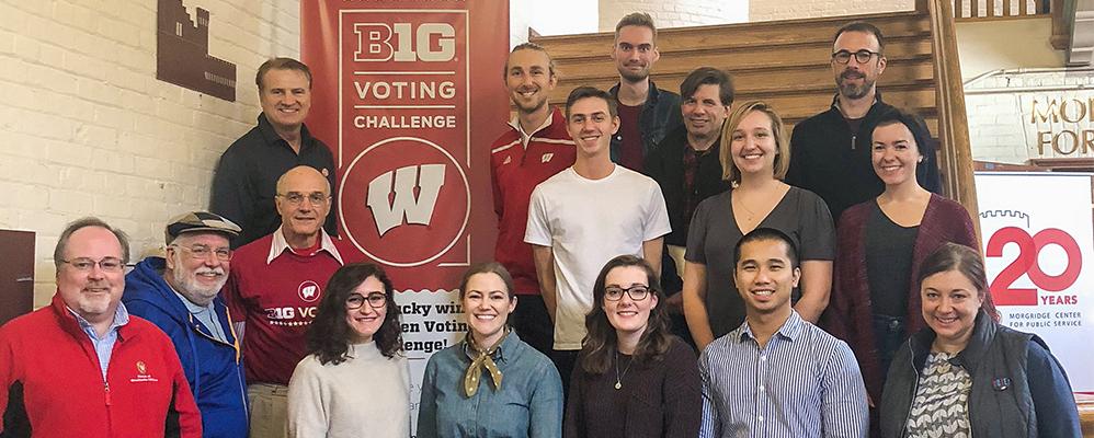 Big Ten Voting Challenge 2018