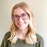 2021-22 Morgridge Fellow Rachel Alcock