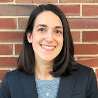 2021-22 Morgridge Fellow Rachel Santiago