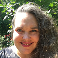 2021-22 Morgridge Fellow Stacey Schaefer