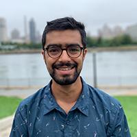 2021-22 Morgridge Fellow Vignesh Ramachandran