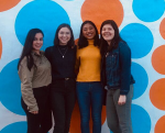 Former Morgridge Center Interns at Impact Conference